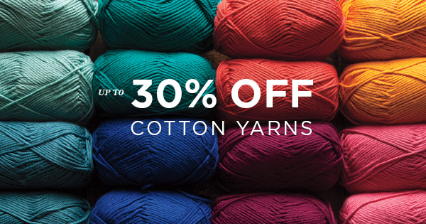 knit picks cotton yarn sale