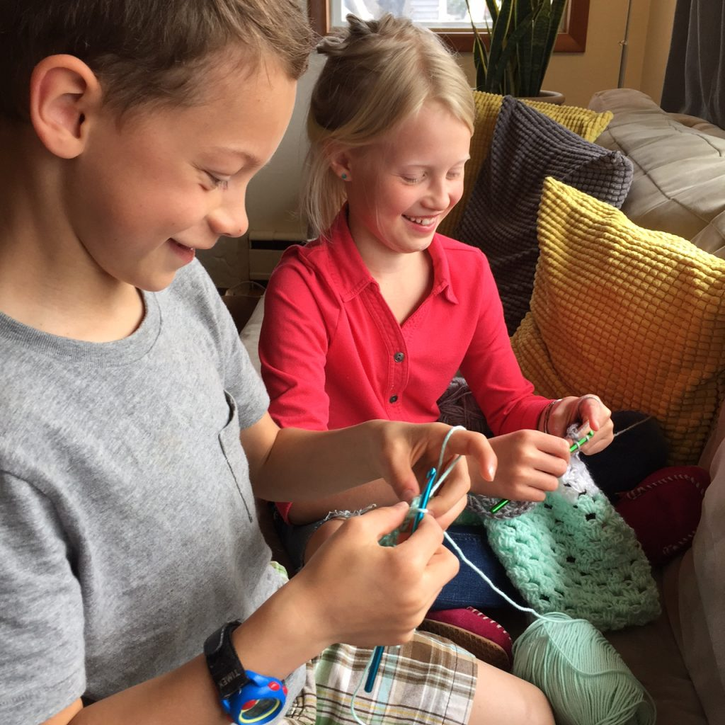 Teaching Kids to Crochet | KnitPicks.com