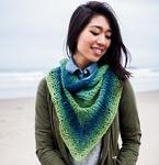 Knit Picks Podcast, Episode 264: Gifted Knits: Caterpillar Shawlette, 12 Weeks of Gifting Free Shawl Knitting Pattern