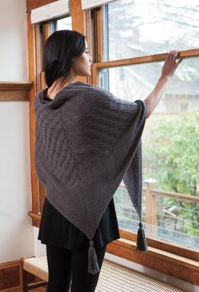 Knit Picks Hearth Shawl Pattern