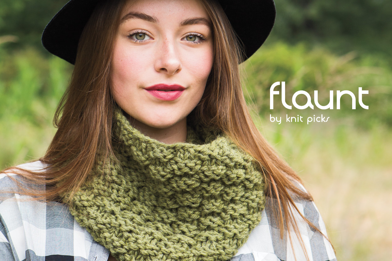 Flaunt Pattern Collection | Knit Picks