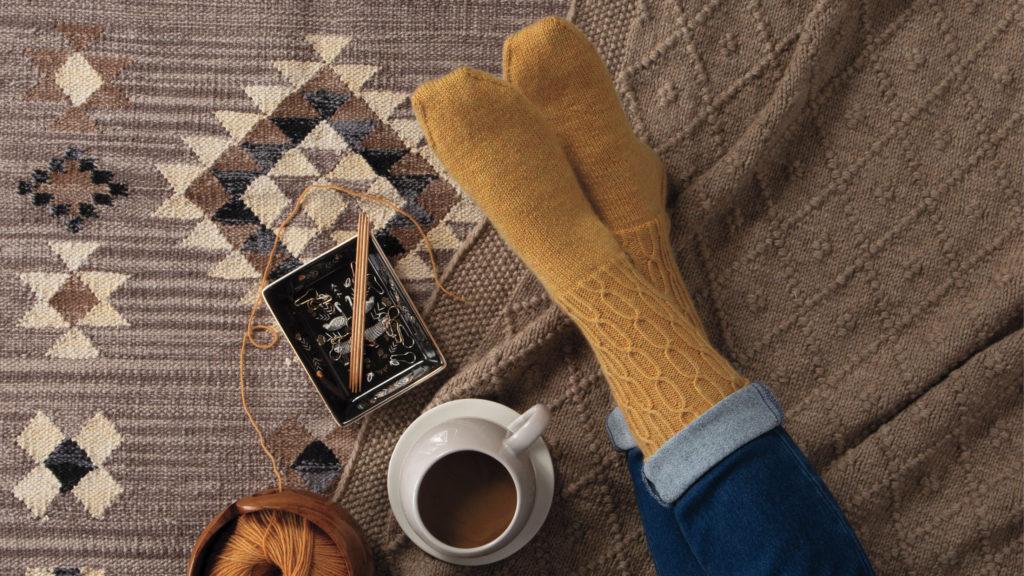 Knit Picks Simply Socks pattern collection.